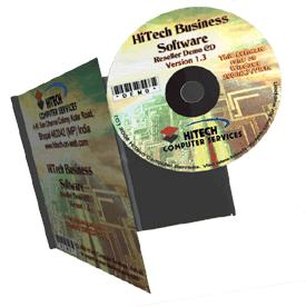 Accounting Software Reseller Demo CD Case