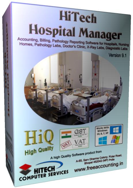 Software for Hospital, Hospital Management Software from