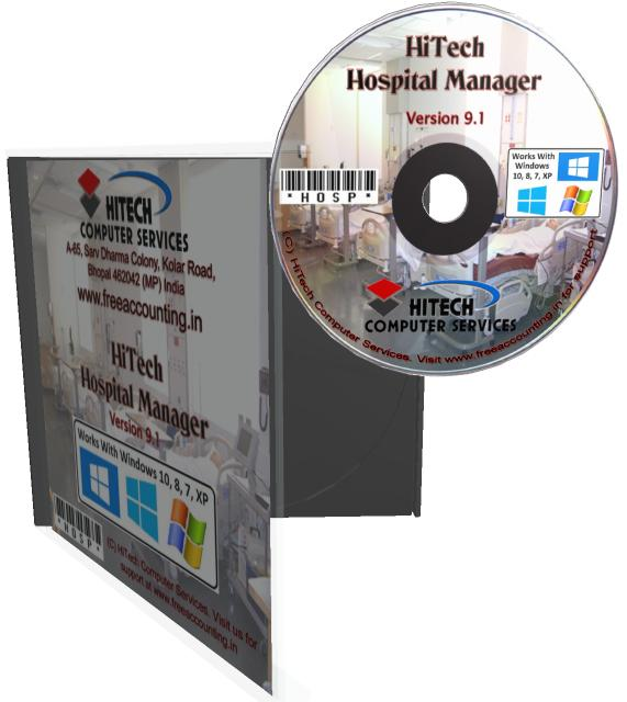 Nursing Home Software, Hospital Management Software with